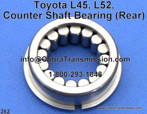 Toyota L45, L52, Counter Shaft Bearing