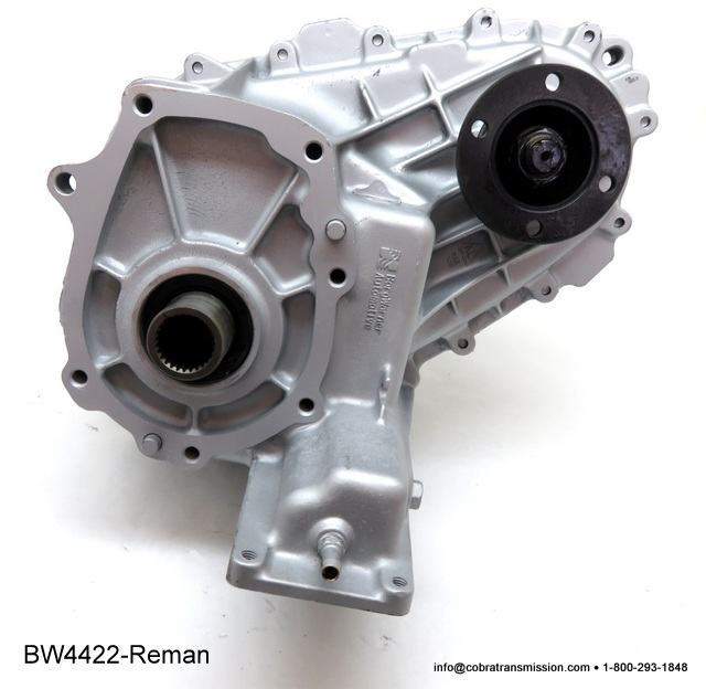 BW4422 Reman Transfer Case