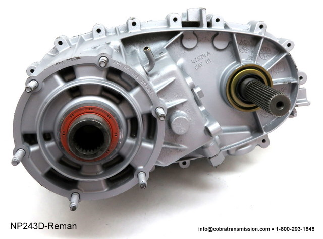 NP243D Reman Transfer Case