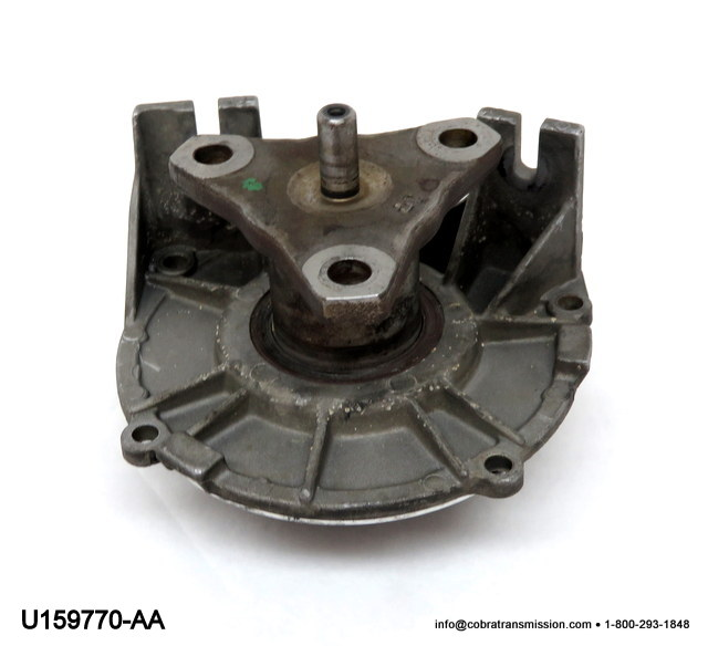 ZF5HP30 Transmission Rear Cover and Flange