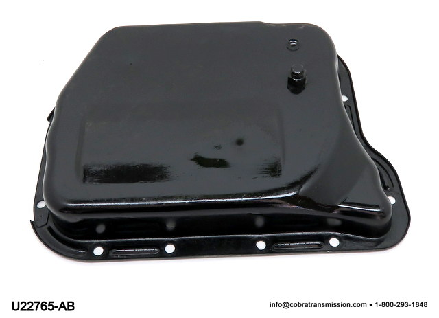 A727 TF8 Transmission Pan 2.5""