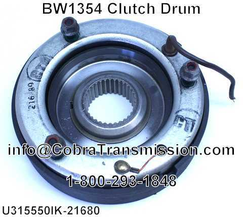 BW1354 Clutch Drum