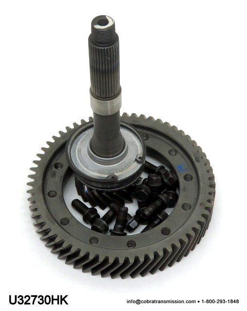 A404, A670 Ring And Pinion 12-20-61