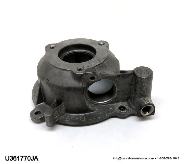 NP-242J Rear Housing 16313 With Switch