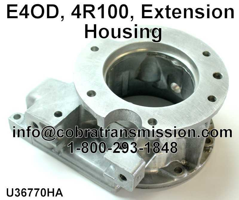 4R100 Extension Housing