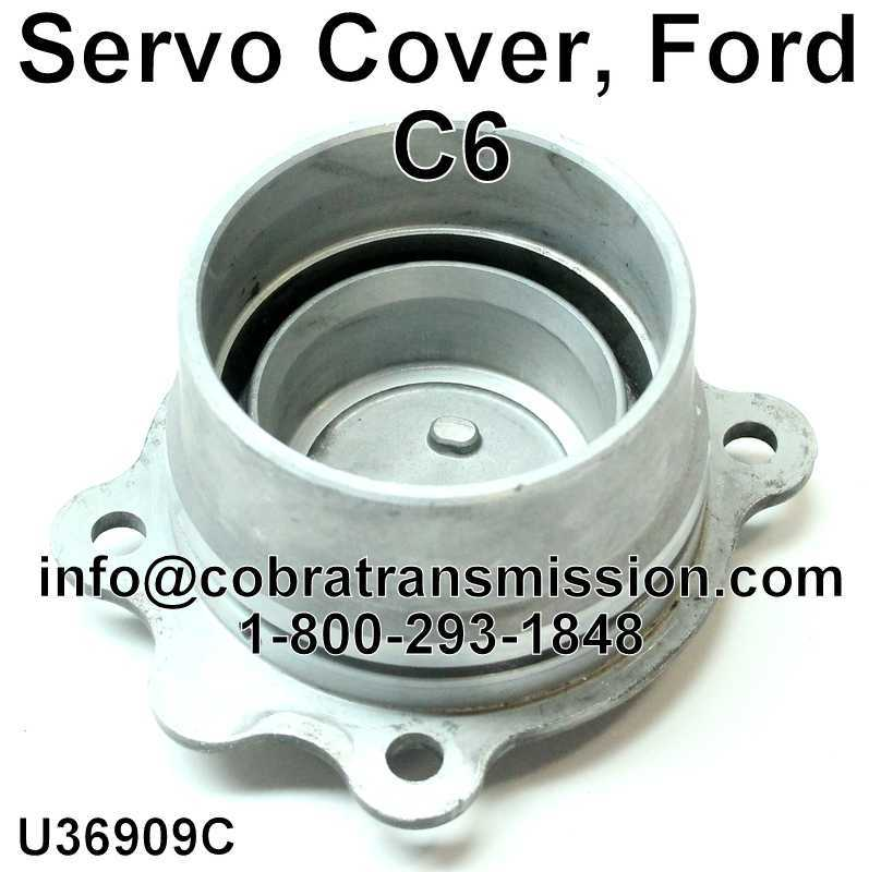Servo Cover, Ford C6