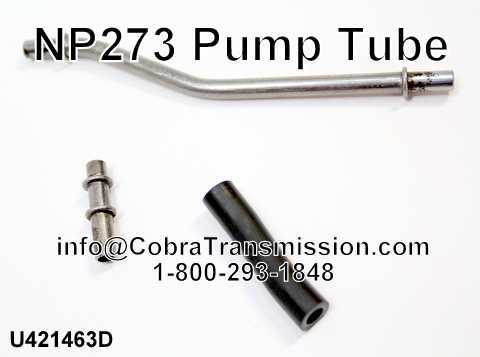 NP273 Pump Tube