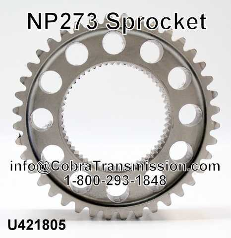 NP273 Sprocket