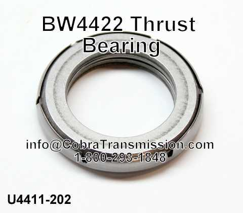 BW4422 Thrust Bearing