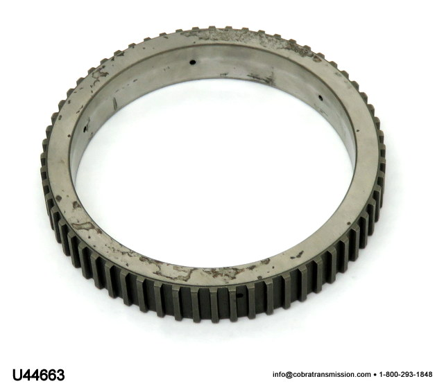 Turbo 350C Race Exterior Del Sprag Intermedio