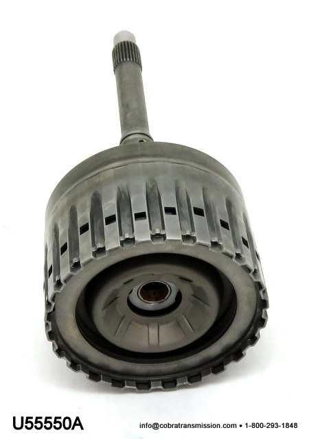 "ZF6HP19 ""E"" Clutch Drum"