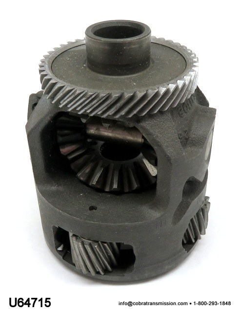 4T60 (440-T4) 38T Sun Gear, 16T Pinion, 2.84 Ratio