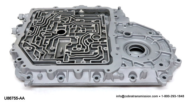 AX4N Transmission Case Cover - RFYF1P7G234AC