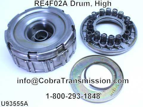 RE4F02A Drum, High
