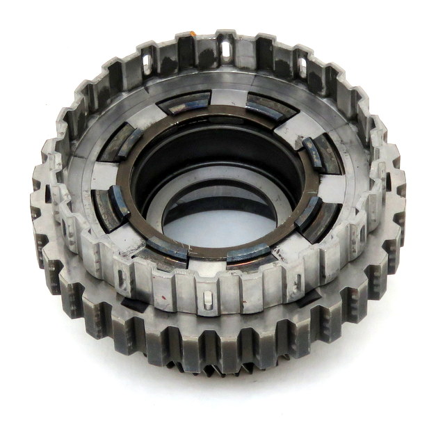 Input Sprag Assembly, w/ Sun Gear, CD4E