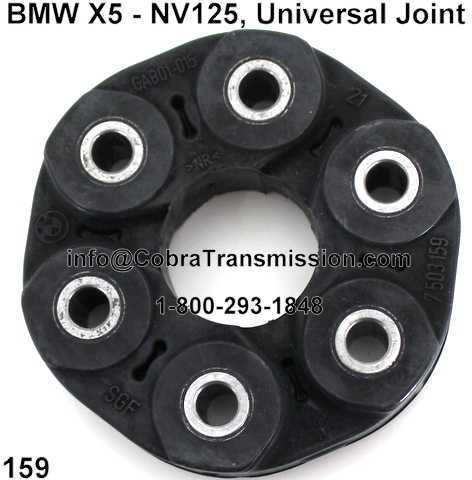 BMW X5 - NV125, Universal Joint