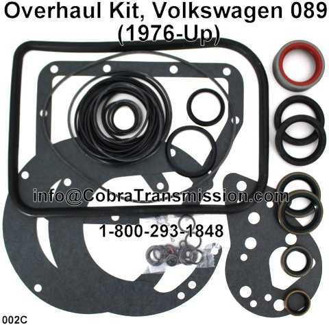 Overhaul Kit, Volkswagen 089 (1976-Up)