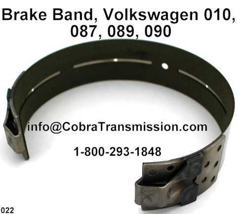 Brake Band, Volkswagen 010, 087, 089, 090