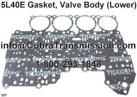 5L40E Gasket, Valve Body (Lower)