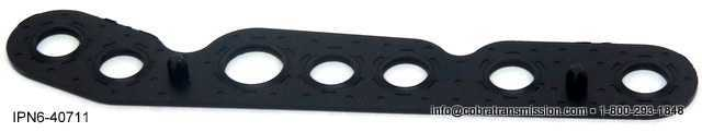 02E Gasket - Case to Case