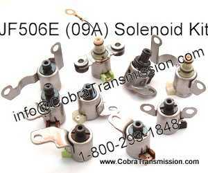 09A Solenoid Kit