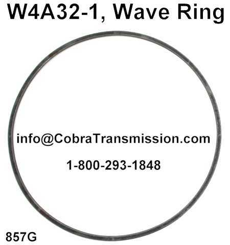W4A32-1, Wave Ring