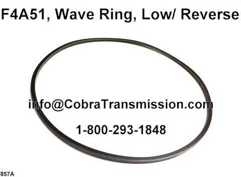 F4A51, Wave Ring, Low/ Reverse