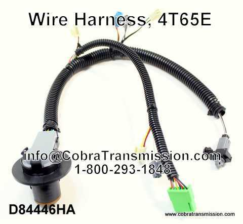 300w led wiring harness in 3m length relay switch button motorcycle wiring harness wire harness, 4t65e [d84446ha] - $82.99 | cobra transmission 4t65e wiring harness #3