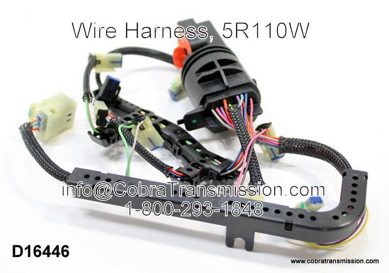 Wire Harness  5r110w  D16446