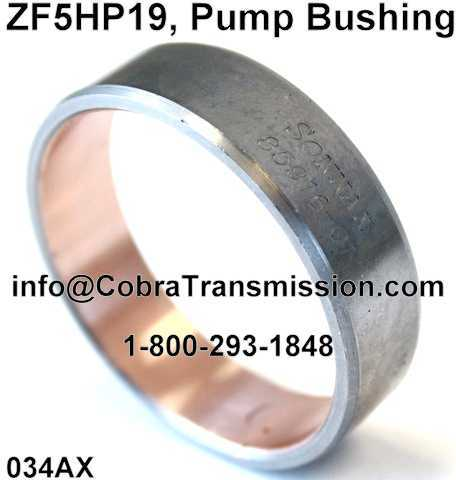 ZF5HP19, Pump Bushing