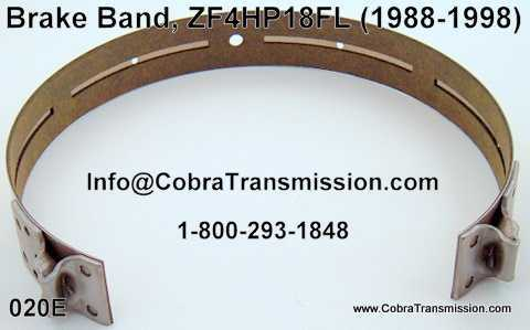 Brake Band, ZF4HP18FL