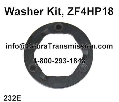 Washer Kit, ZF4HP18
