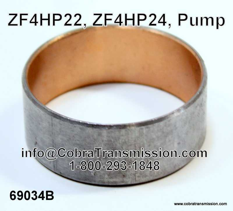 Bushing, ZF4HP22, ZF4HP24, Pump