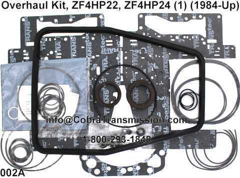 Overhaul Kit, ZF4HP22, ZF4HP24 (1) (1984-Up)