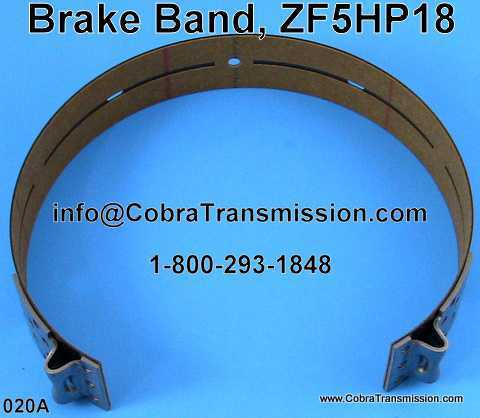 ZF5HP18 Brake Band - 1.5 Inches Wide