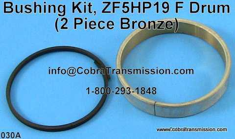 ZF5HP18, Bushing Kit, F Drum