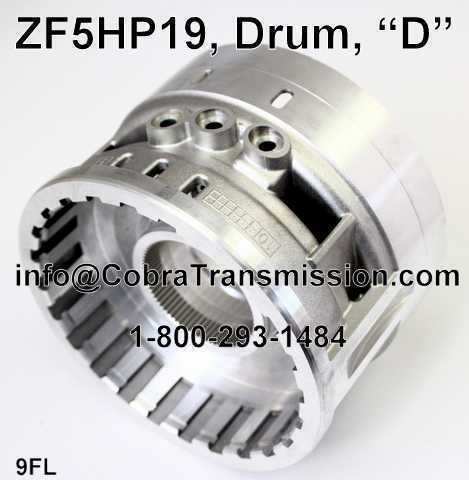 "ZF5HP19FL/FLA, Drum, ""D"""