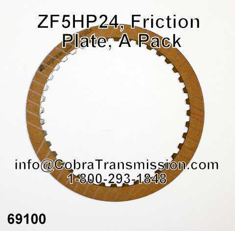 ZF5HP24, Friction Plate, A Pack
