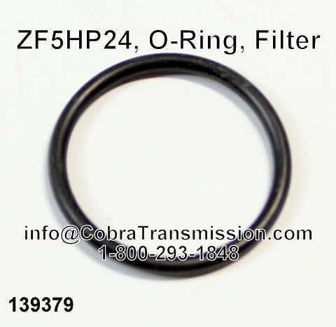 ZF5HP24, O-Ring, Filter