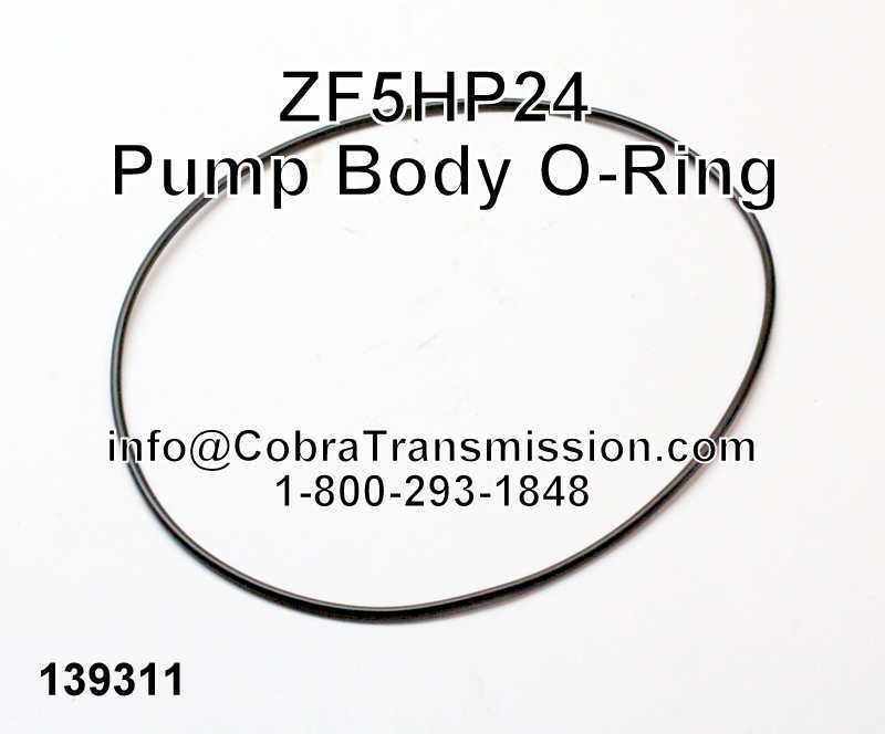 ZF5HP24 Pump Body O-Ring