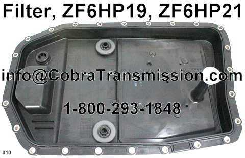 Filter, ZF6HP19, ZF6HP21
