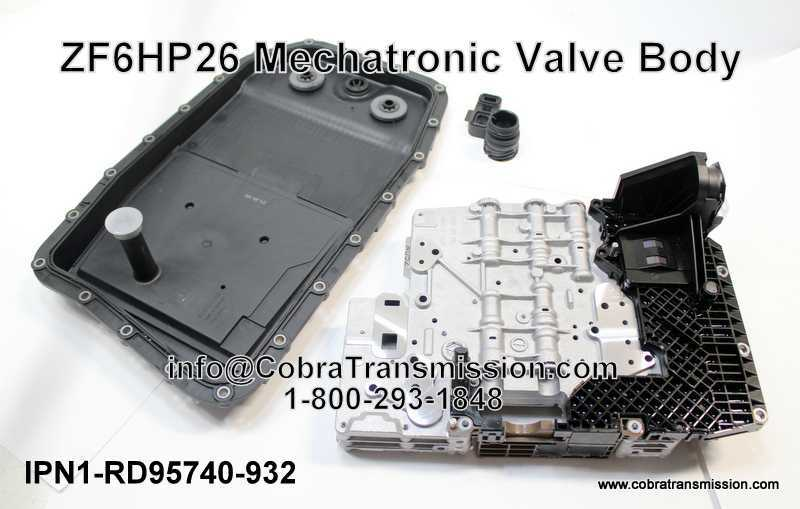 ZF6HP26 Mechatronic Valve Body