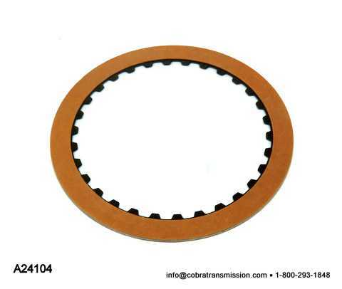 4L30E 2nd Clutch Friction Plate