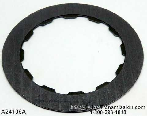 4L30E 3rd Clutch Friction Plate