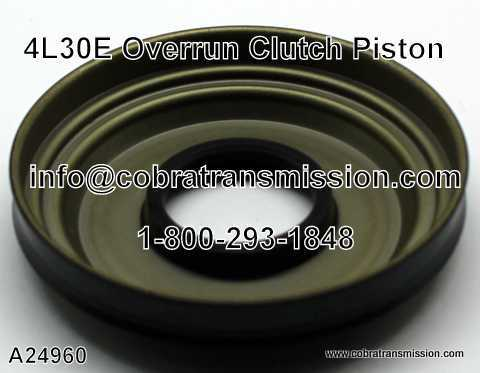 4L30E Overrun Clutch Piston