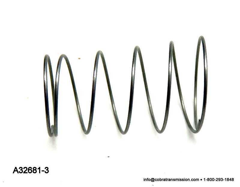 A404 - A670 Governor Anti-Stick Spring