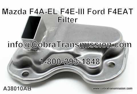 Filter, Mazda F4A-EL, F4E-III, Ford F4EAT