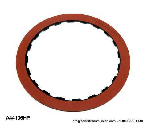 350, 350C, Forward & Direct Friction Plate (High Performance) (R