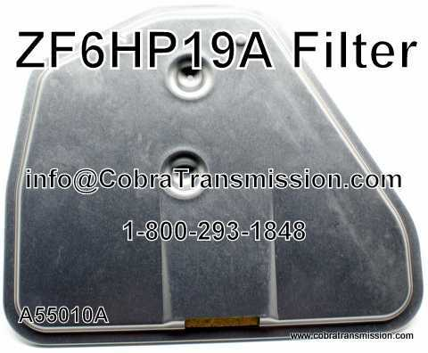 Filtro, ZF6HP19A (6 Speed) (2004-Up)