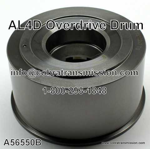 A4LD Overdrive Drum